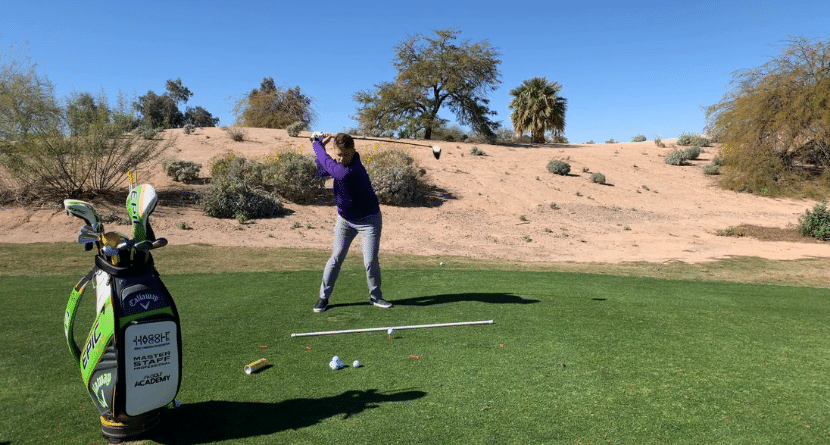 Optimize Your Swing For Longer Drives