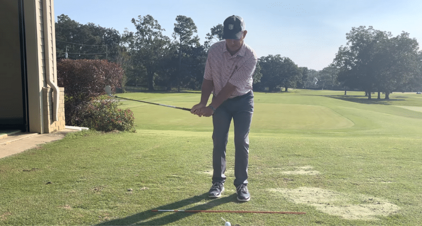 Improve Your Ball Striking Skills With This Effective Drill