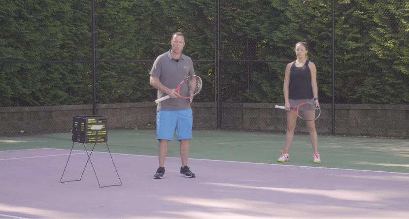 The Djokovic Backhand Tip