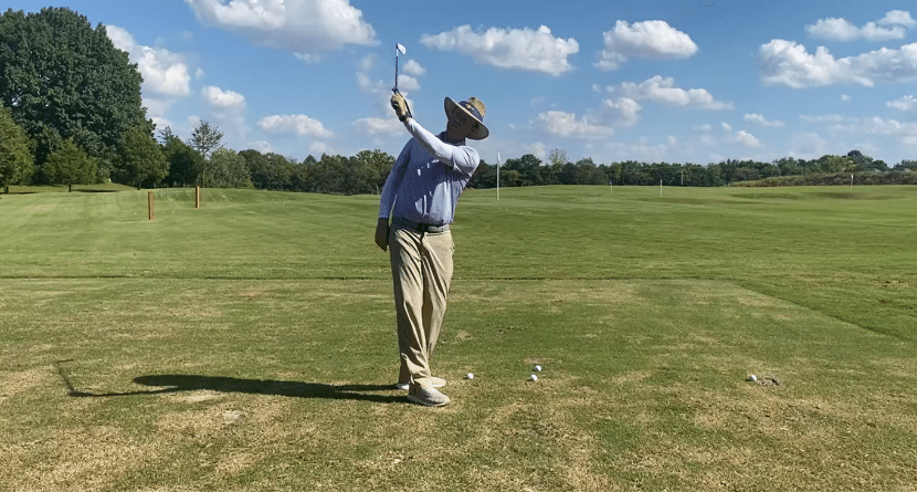 Proper Wrist Position At The Top Of Your Backswing