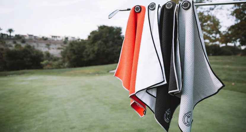 Review: Ghost Golf Magnetic Towels