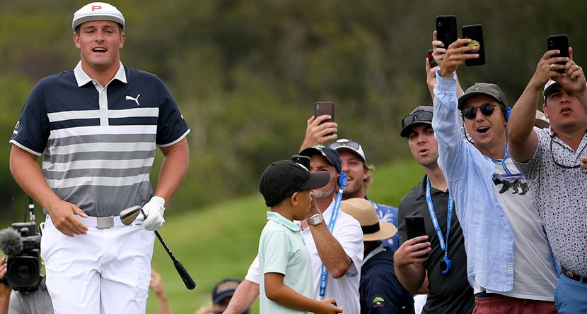 Commissioner Bans Heckling From PGA Tour Events