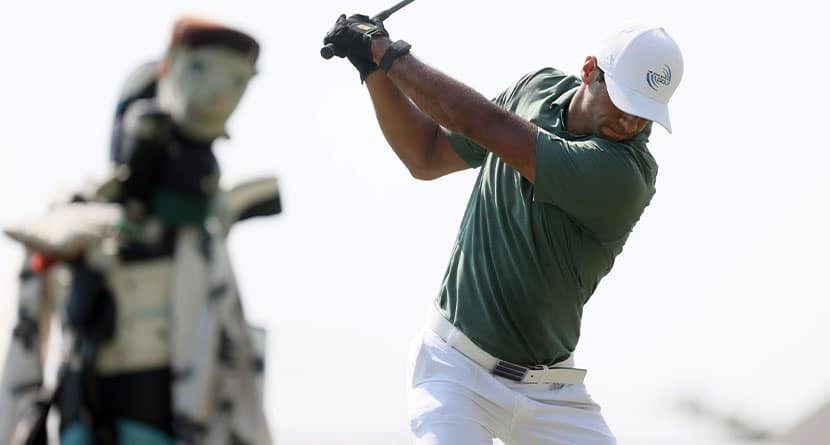 PGA Tour Rookie Uses Iron Covers And Always Will