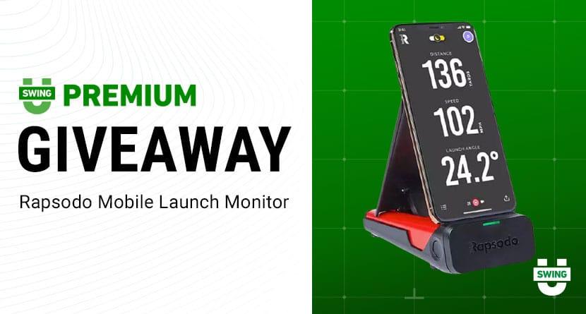 SwingU Giveaway: Rapsodo Mobile Launch Monitor