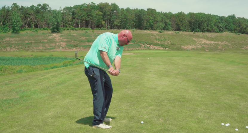 Cure Your Slice With This Simple Drill
