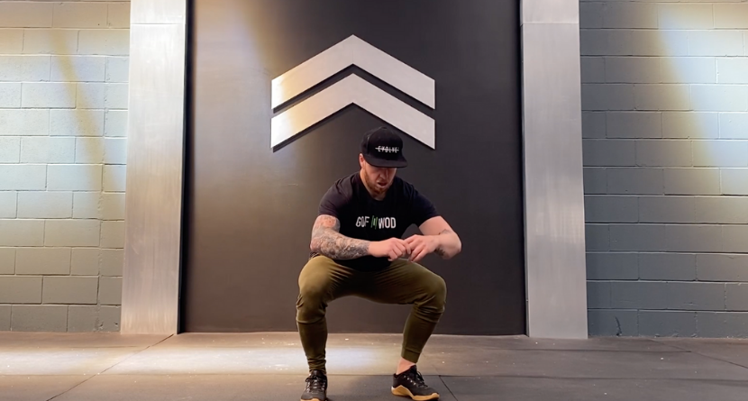Add Explosiveness And Flexibility With Bodyweight Squats