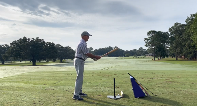Visualize Other Sport Motions To Fix Your Swing Path