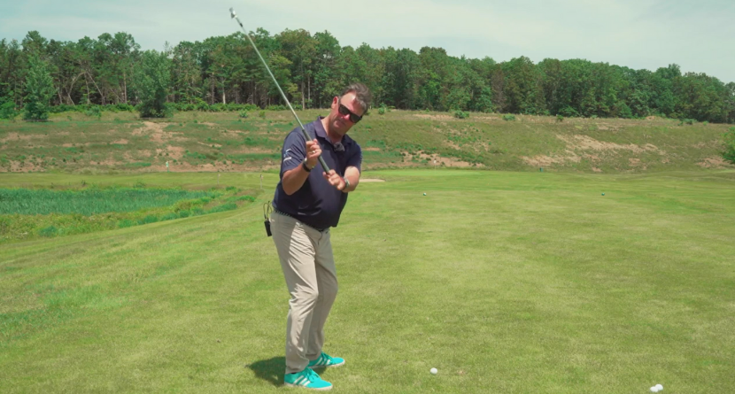 An Easy Way To Fix A Steep Swing
