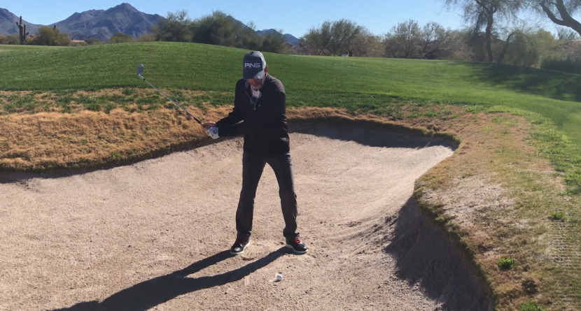 How To Clear The Bunker Lip With Ease