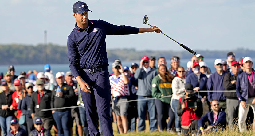 English's Putter Grip Causes Behind-The-Scenes Ryder Cup Rules Drama